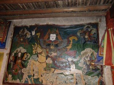 画像1: ジービーズ(チベット天珠・サコナコ) 天地