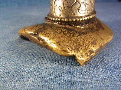 画像2: ツァツァ(磚仏)のモールド(鋳型) ・釈迦牟尼仏陀