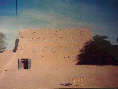 画像2: 発掘 古代アマゾナイト(トアレグ族・ニジェール)と天然ターコイズのブレスレット