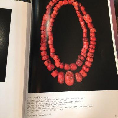 画像2: アンティーク・チベタンコーラル (山珊瑚・交易珊瑚) 血赤