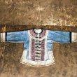 画像1: 雲南省麻栗坡县彝族 (イ族) 本藍染綿麻製 ジャケット (1)
