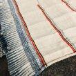 画像3: 貴州省 昭通式苗族(威寧・ウェイニン) 藍染・麻製 反物(50cm×5m) (3)