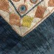 画像13: インド グジャラート州 刺繍・ミラーワーク 天蓋 (180×220cm)・アンティーク (13)