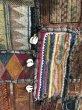 画像10: インド グジャラート州 刺繍・ミラーワーク パッチワーク (178×110cm)・アンティーク (10)