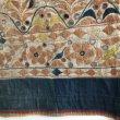 画像10: インド グジャラート州 刺繍・ミラーワーク 天蓋 (180×220cm)・アンティーク (10)