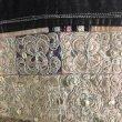 画像8: 貴州省ミャオ族 本藍染 木綿 トートバッグ (8)