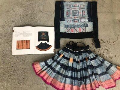 画像1: 広西省白裤瑶族(ヤオ支族) 上衣(貫頭衣)・刺繍